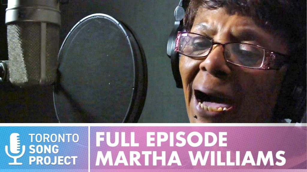 A story and a heart that are PURE AS GOLD.  Watch Martha Williams.