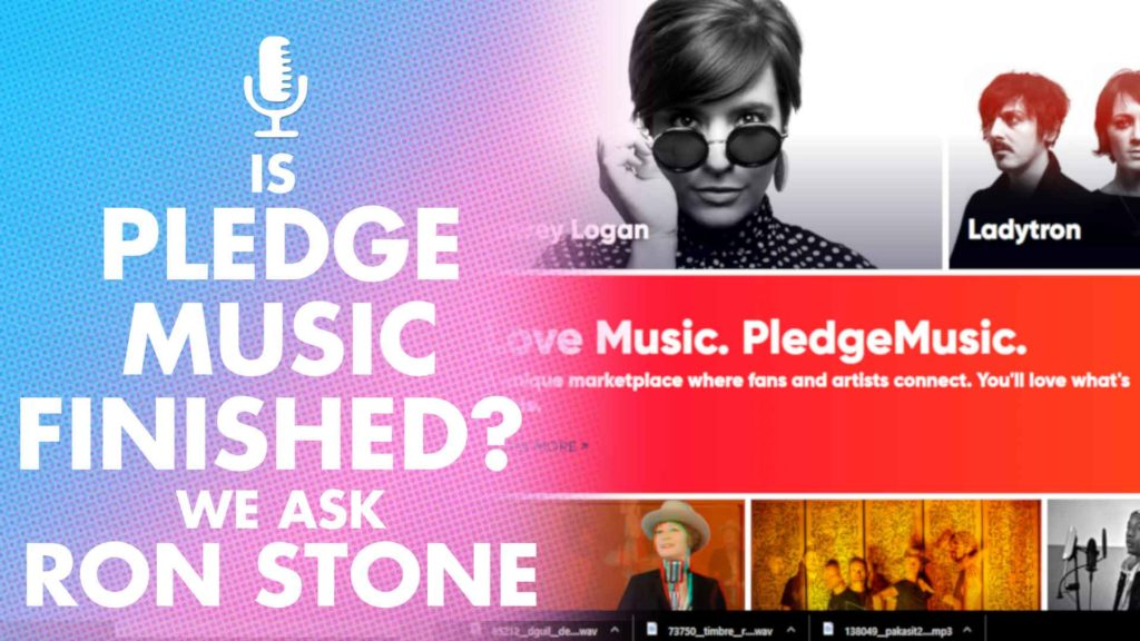 Pledge Music Complaints from Artist Manager